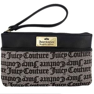 Juicy Couture Gothic Pick me up Wristlet